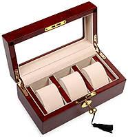 Шкатулка для часов ROTHENSCHILD RS-WB-3085-DBC-KC
