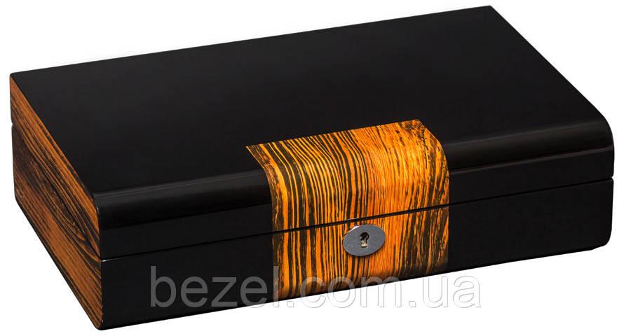Шкатулка для часов ROTHENSCHILD RS-805-10-ZEB
