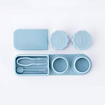 IPRee®НаоткрытомвоздухеПортативныйABS Невидимость Очки Хранение Коробка Travel Mini Объектив Чехол Easy Carry Коробка - 1TopShop, фото 3