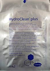 HydroClean Plus Ø 5,5 см Гидроклин - Гидроактивная абсорбирующая повязка
