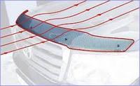 Дефлектор капота (мухобойка) HYUNDAI Veracruz с 2007 г.в.