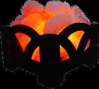 Соляная лампа Корзина № 7, 4 кг, (18*18*13 см)