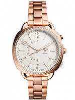 Fossil Q Accomplice Stainless Steel Rose Gold FTW1208