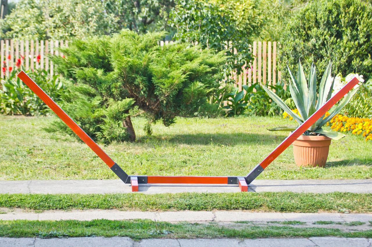 Стійка для гамака дерев'яна WCG Каркас для Гамака