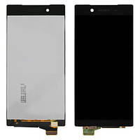 Дисплей Sony Xperia Z5 E6833 Premium Dual Black complete