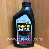 Моторное масло TOYOTA 5W-30 (00279-1QT5W) 1 л.