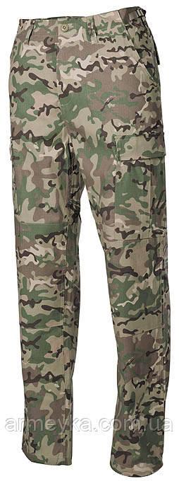 USA брюки BDU rip-stop, multicam