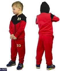 Дитячий спортивний костюм на хлопчика зростання від 98 до 122 Одеса 7 км