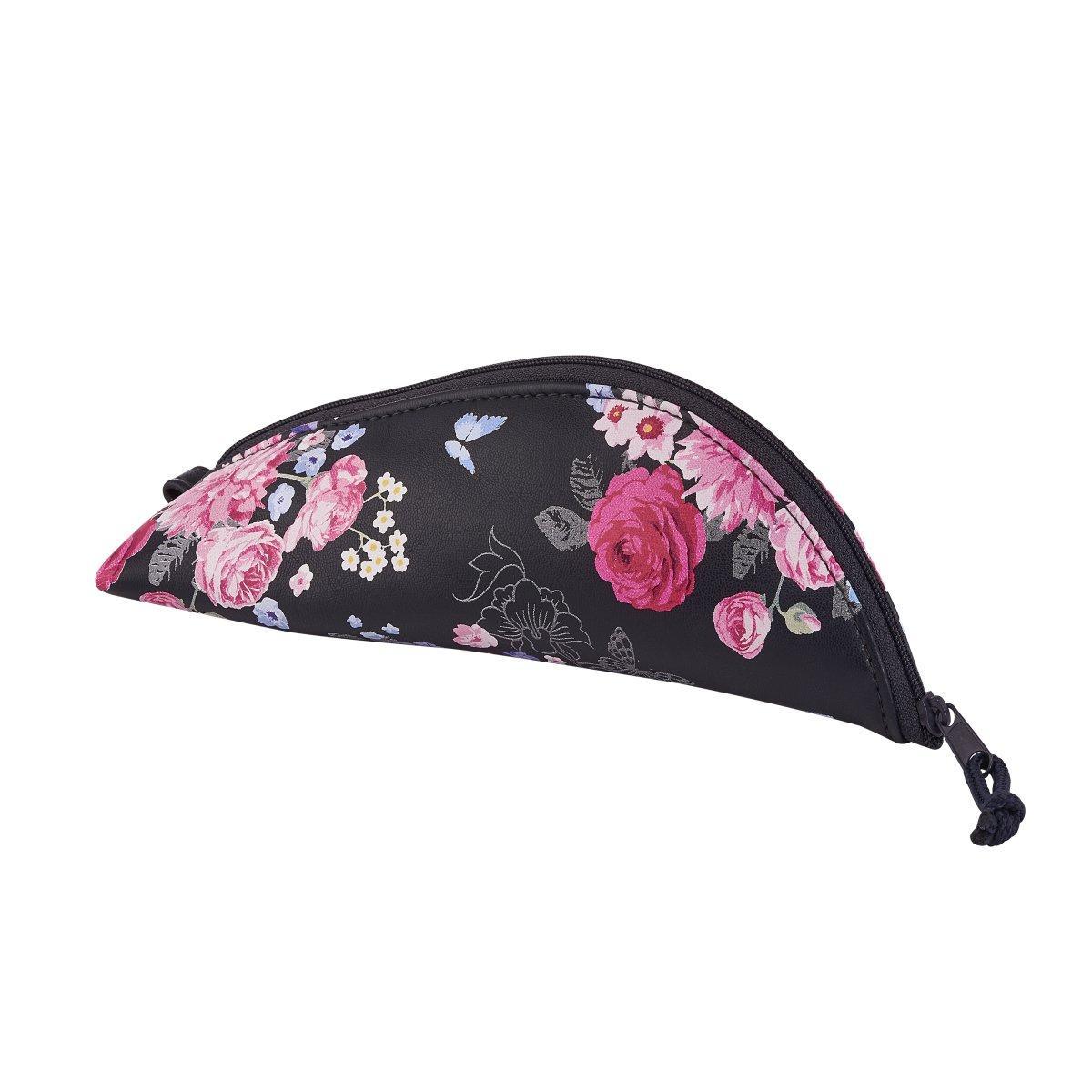 Пенал-косметичка Herlitz Cocoon Ladylike Flowers