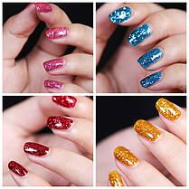 Бриллиант Ногти Гель польские металлические блестки Гель польские нужны UV/LED Лампа Ногти Art 20 цвет для выбора - 1TopShop, фото 2