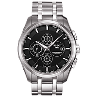 Мужские часы Tissot T035.627.11.051.00 механический хронограф