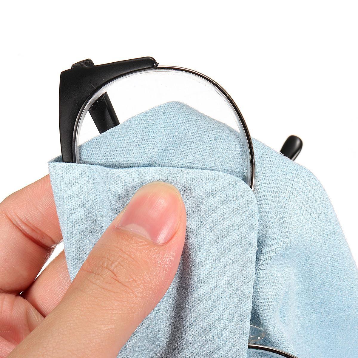 1Pcs Anti-Fog Reading Очки Ткань камера Объектив Мобильный экранный стеклоочиститель Ванная комната Стекло - 1TopShop