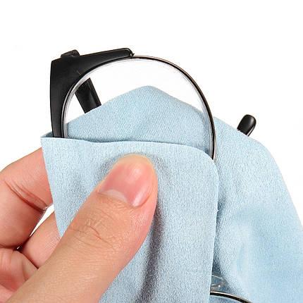 1Pcs Anti-Fog Reading Очки Ткань камера Объектив Мобильный экранный стеклоочиститель Ванная комната Стекло - 1TopShop, фото 2