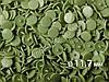 Кнопки пластик Т-5, 11,7 мм, цв. D27 светло-зеленый (1000 шт / уп.)