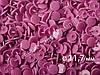Кнопки пластик Т-5, 11,7 мм, цв. D28 пурпурный (1000 шт / уп.)