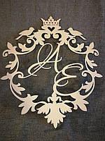 """Весільний герб """"Пташки"""", фото 1"""