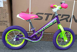 Беговел 14 дюймов BALANCE bike (AIR) CROSSER NEW