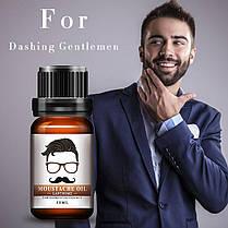 10мл Натуральный Борода Усы Питание Масло Уход Увлажняющий кондиционер - 1TopShop, фото 2