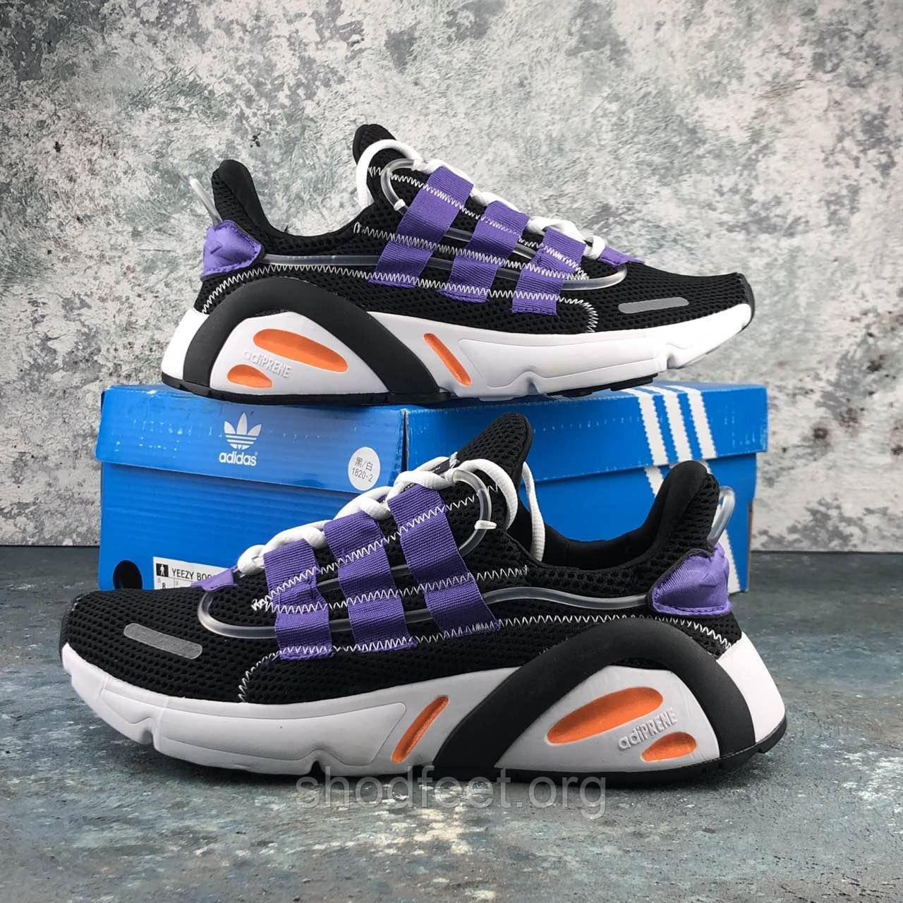 Мужские кроссовки Adidas Lexicon Future White Purple
