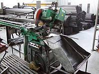 Отрезной станок бу для металлических труб и прута Pedrazzoli Super Brawn 350/60 SA (Италия), 2002 г. , фото 1