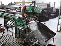 Відрізний верстат бу для металевих труб і пруту Pedrazzoli Super Brawn 350/60 SA (Італія), 2002 р.