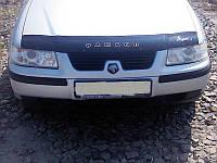 Дефлектор капота (мухобойка) Iran Khodro Samand с 2002 г.в.