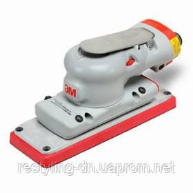 3M™ 28528 Плоская шлифовальная машина с внешней системой пилеотвода, орбита 3мм