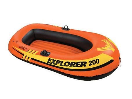 Лодка надувная EXPLORER Intex 58330, фото 2