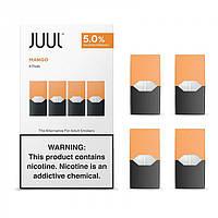 Mango 5% Pods для электронной сигареты (Оригинал)