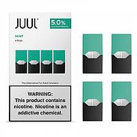 Pods Картриджи Classic Menthol 5% для электронной сигареты (Оригинал)