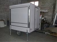 Прицеп торговый быстрого питания 813211-17 - 1,8х1,8х1,8 (базовая комплектация)