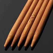 55pcs 11 размеры обугленного бамбука двойной вязальные спицы шляпа свитер шарф крючком - 1TopShop, фото 2