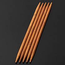 55pcs 11 размеры обугленного бамбука двойной вязальные спицы шляпа свитер шарф крючком - 1TopShop, фото 3