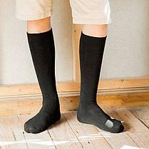 МужчиныХлопокНаоткрытомвоздухеФутбол Длинные Спортивные Носки Спортивная дезодорация Трубка Носок - 1TopShop, фото 2