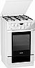 Газовая плита Gorenje K 779 W  (50 см,электрическая духовка,белый)
