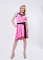 Сарафан женский летний розовый, фото 1