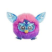 Furby Furblings Creature Plush Pink/Purple ,Малыши Фёрблинг , Кристальная серия, фото 1