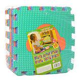 Игровой мягкий коврик Мозаика M3520, фото 2