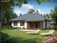 Строительство домов дачных под ключ по каркасной технологии