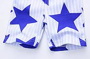 Шорты для мальчика Синие звезды Jumping Meters, фото 2