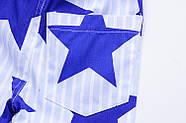 Шорты для мальчика Синие звезды Jumping Meters, фото 4