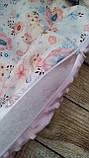 Конверт- одеяло для новорожденного всесезонный Мишки, фото 2