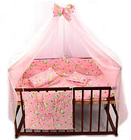 Собственное производство детского постельного белья