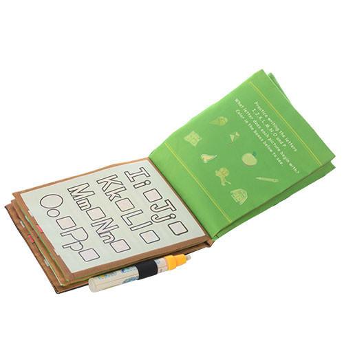 Книжка YQ5906-1 для малювання водою (Алфавіт)