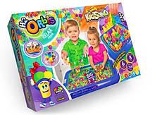 Кинетический песок и орбиз Danko Toys 3в1 Big Creative Box ORBK-01