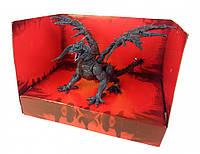 """Животное резиновое Q9899-59A (Ice Lance) Дракон"""" движ.крылья и лапы,в кор.20,5*14,5* ((Thunder Goo))"""