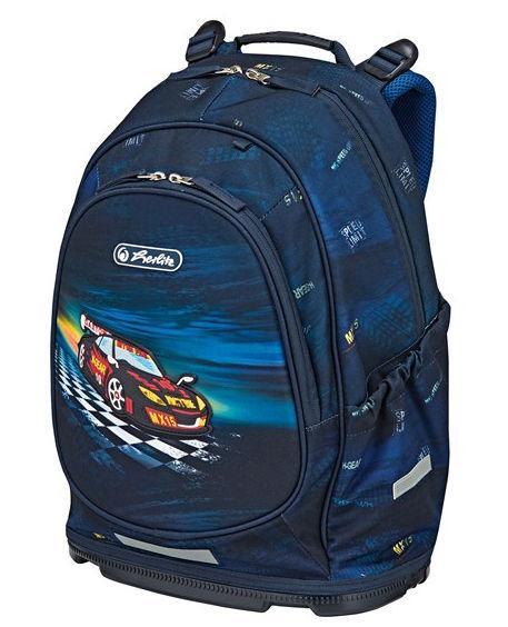 Рюкзак (ранец) школьный Herlitz Bliss 50008100 Super Racer 43*30*18см
