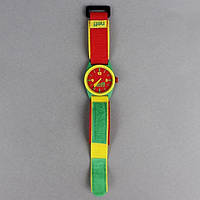 Годинник Neff - Daily Classic Watch Velcro Rasta