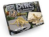 """Набор для проведения раскопок """"DINO EXCAVATION"""" 7513DT динозавры, фото 3"""