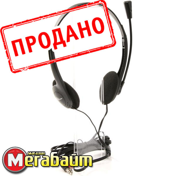 Гарнитура ProLogix MH-A010M Black
